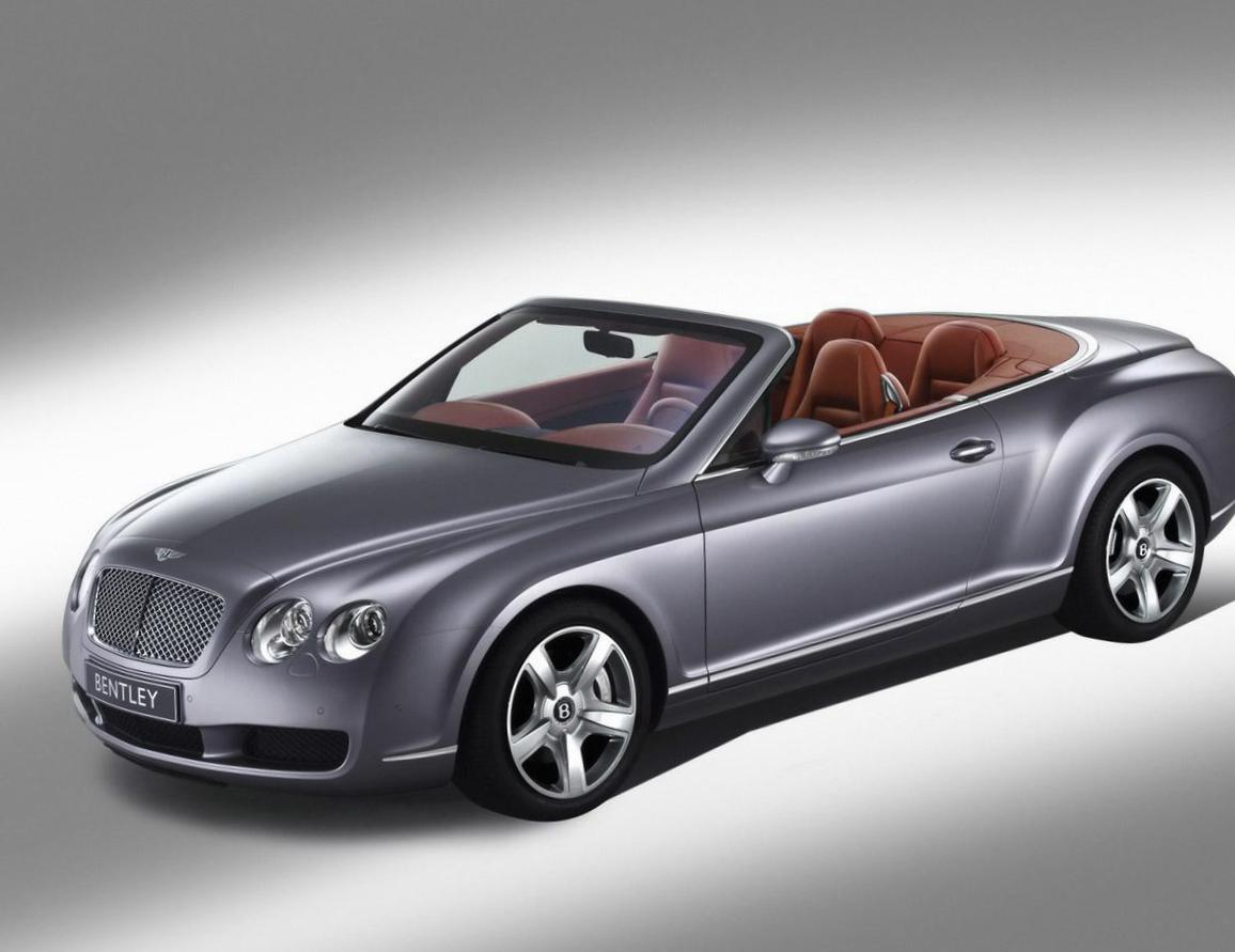 Bentley Continental GTC auto hatchback
