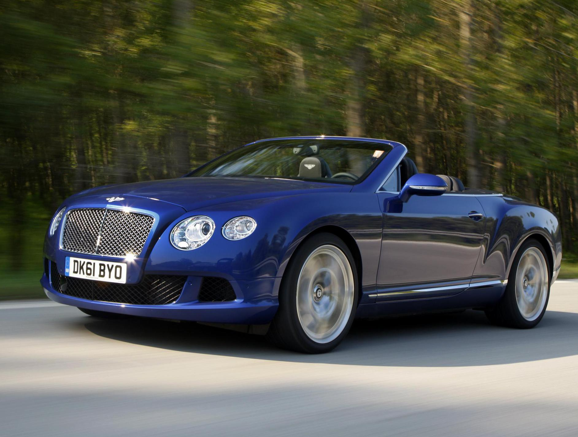 Bentley Continental GTC sale wagon
