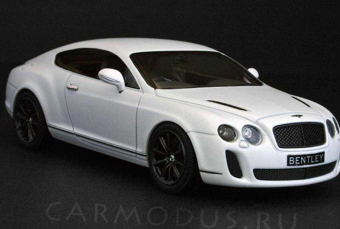 Bentley Continental Supersports Specifications 2012