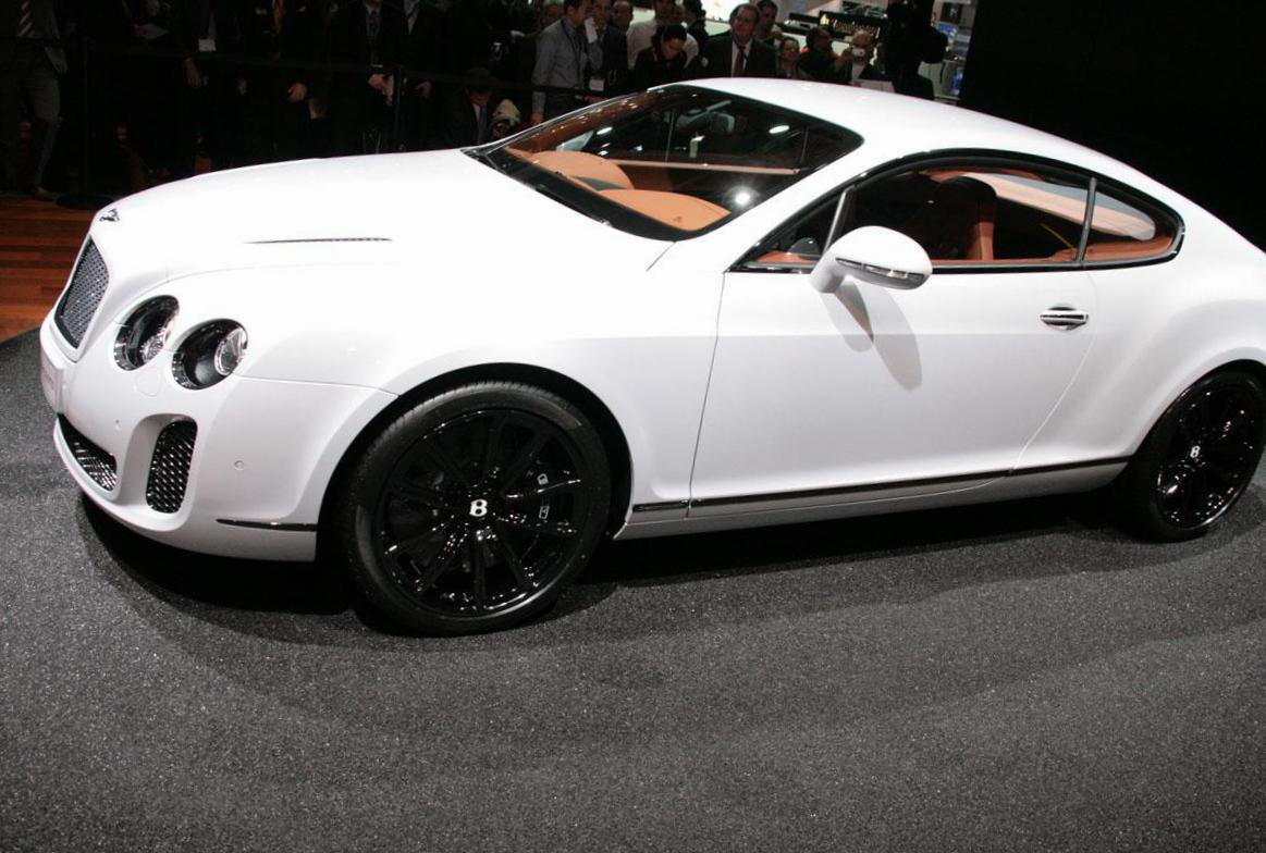 Continental Supersports Bentley cost wagon