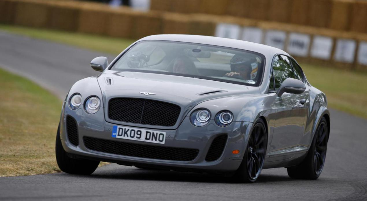 Continental Supersports Bentley parts 2013