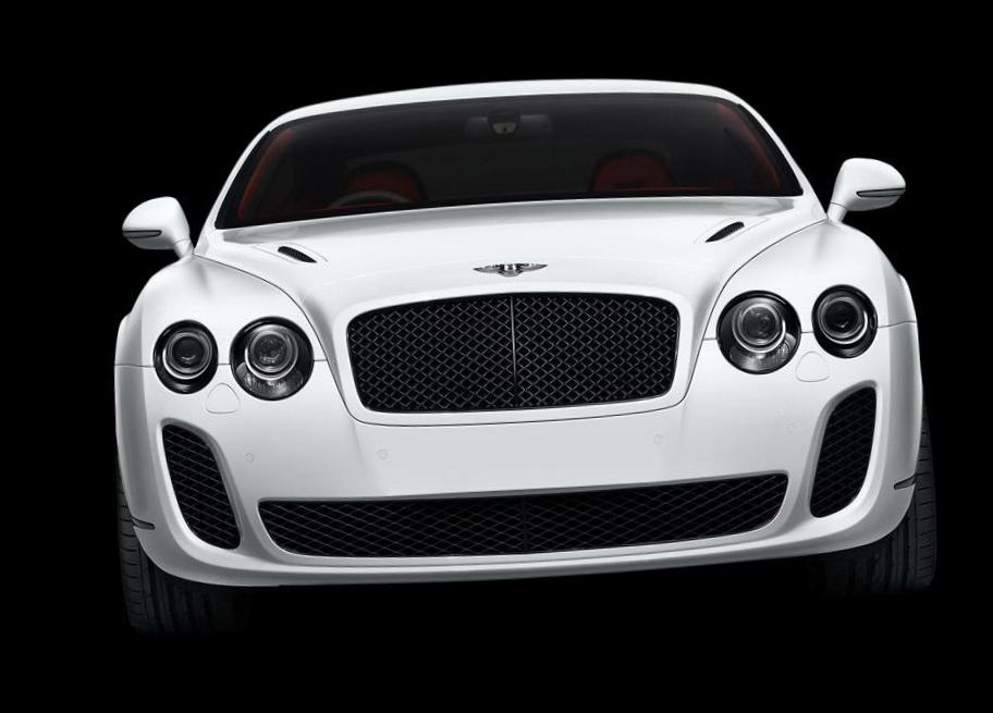 Continental Supersports Bentley reviews 2012
