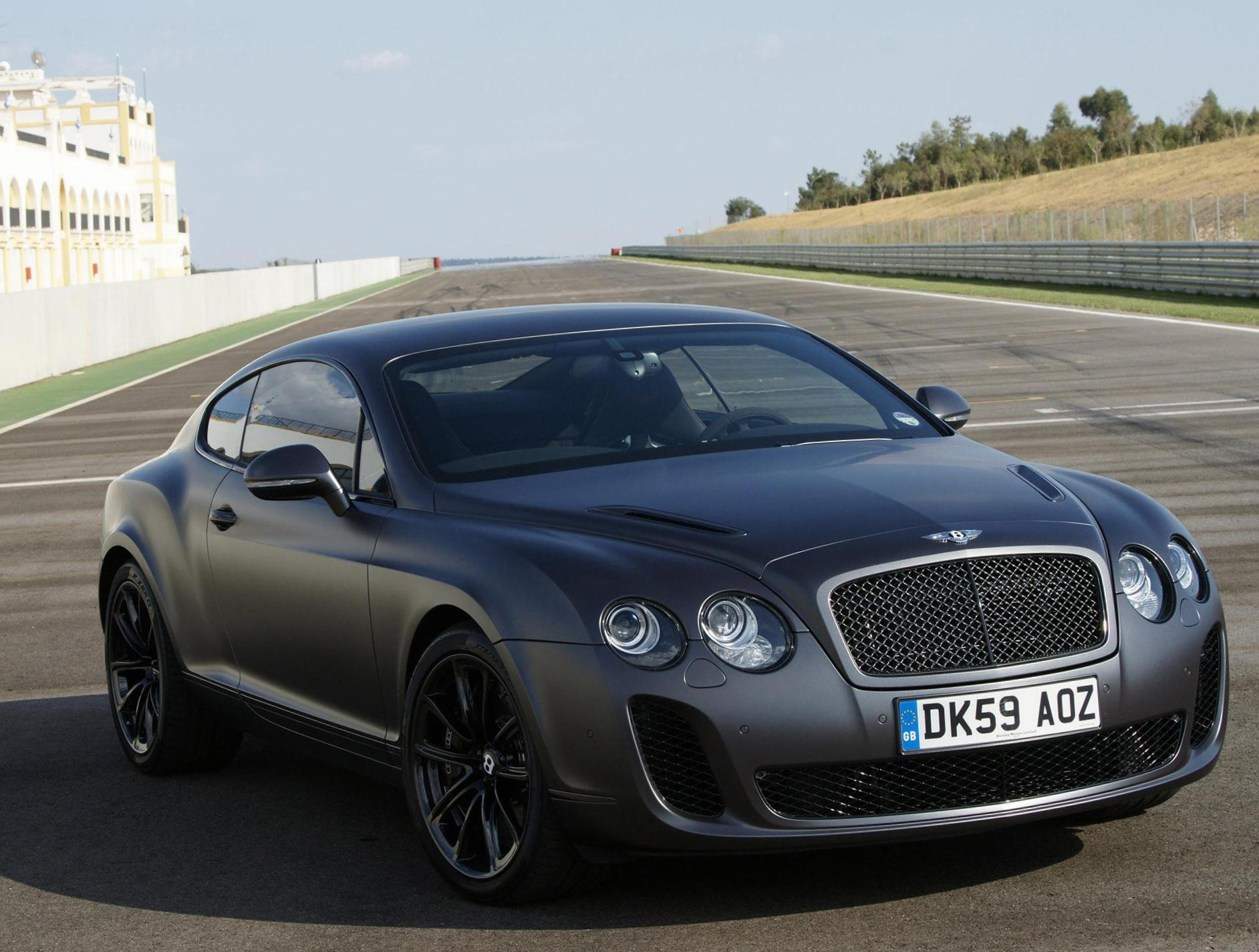 Continental Supersports Bentley usa 2013
