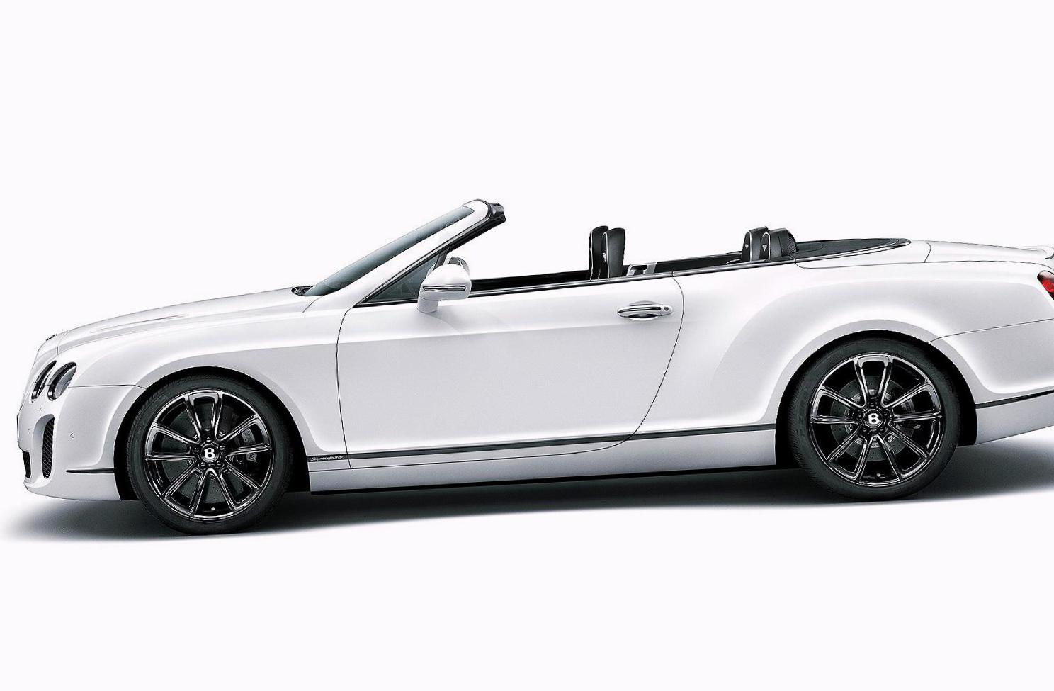 Bentley Continental Supersports Convertible used hatchback