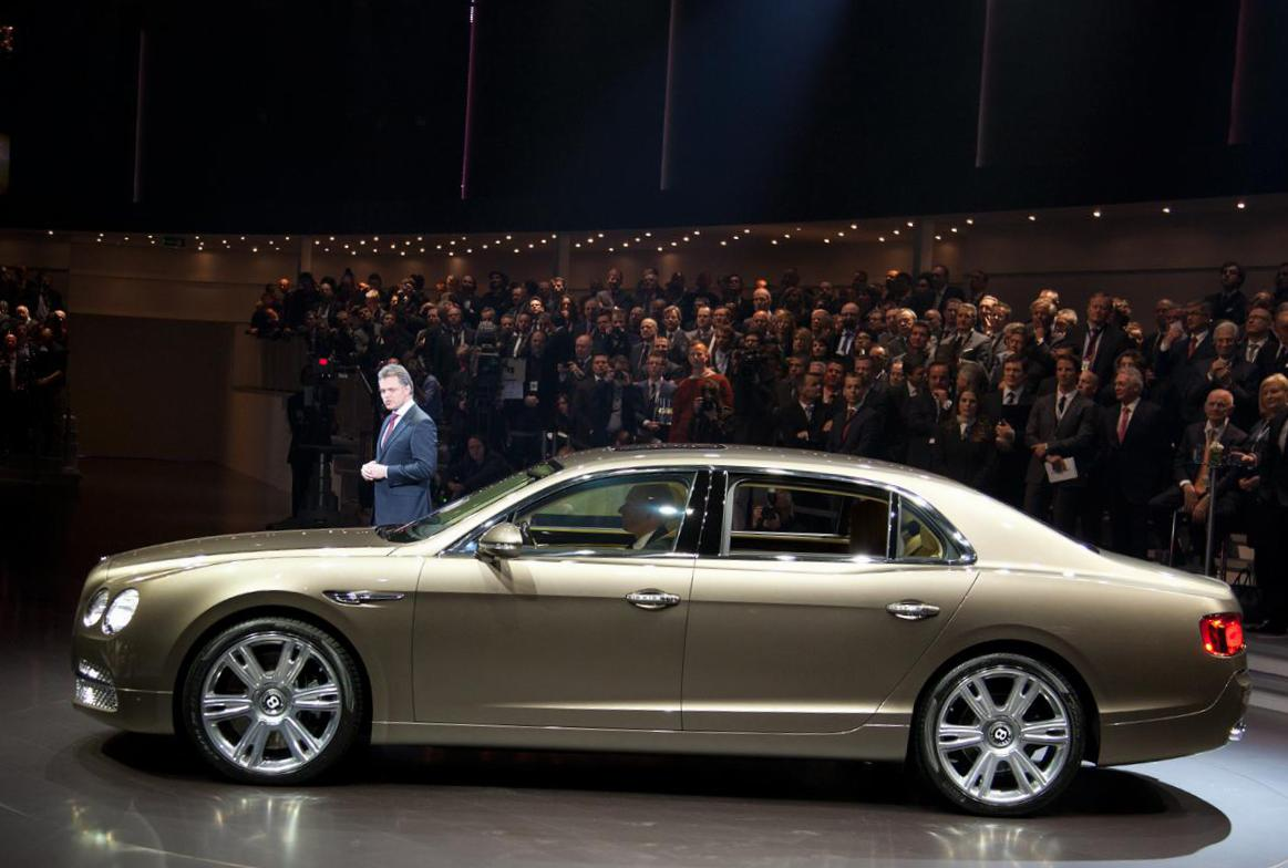 Bentley Flying Spur approved 2012