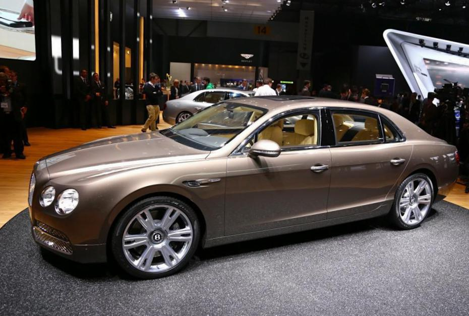 Bentley Flying Spur price 2013