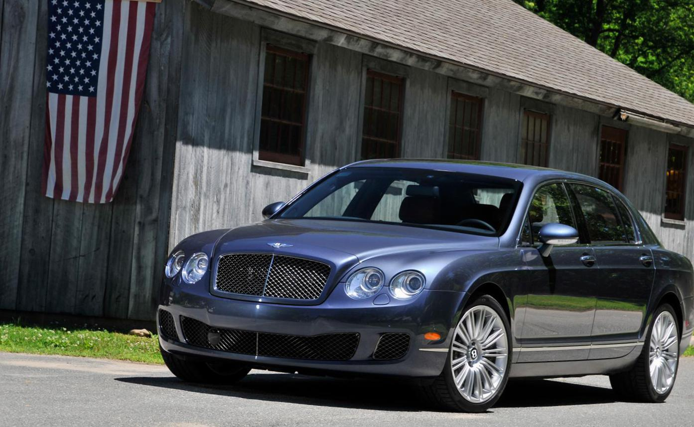 Flying Spur Bentley approved suv