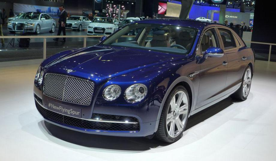 Flying Spur Bentley used 2008
