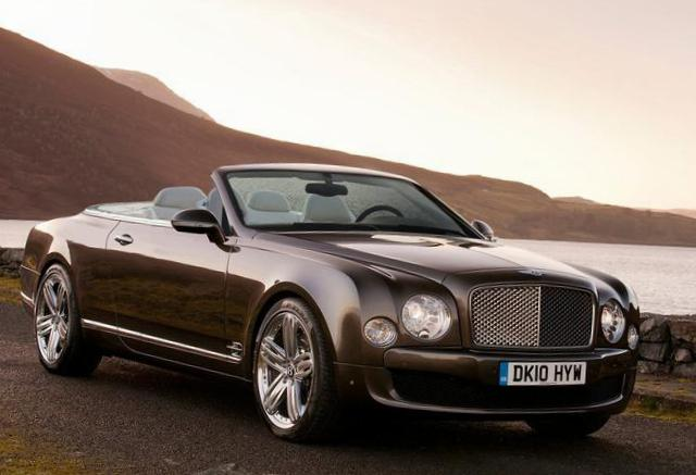 Azure T Bentley price wagon