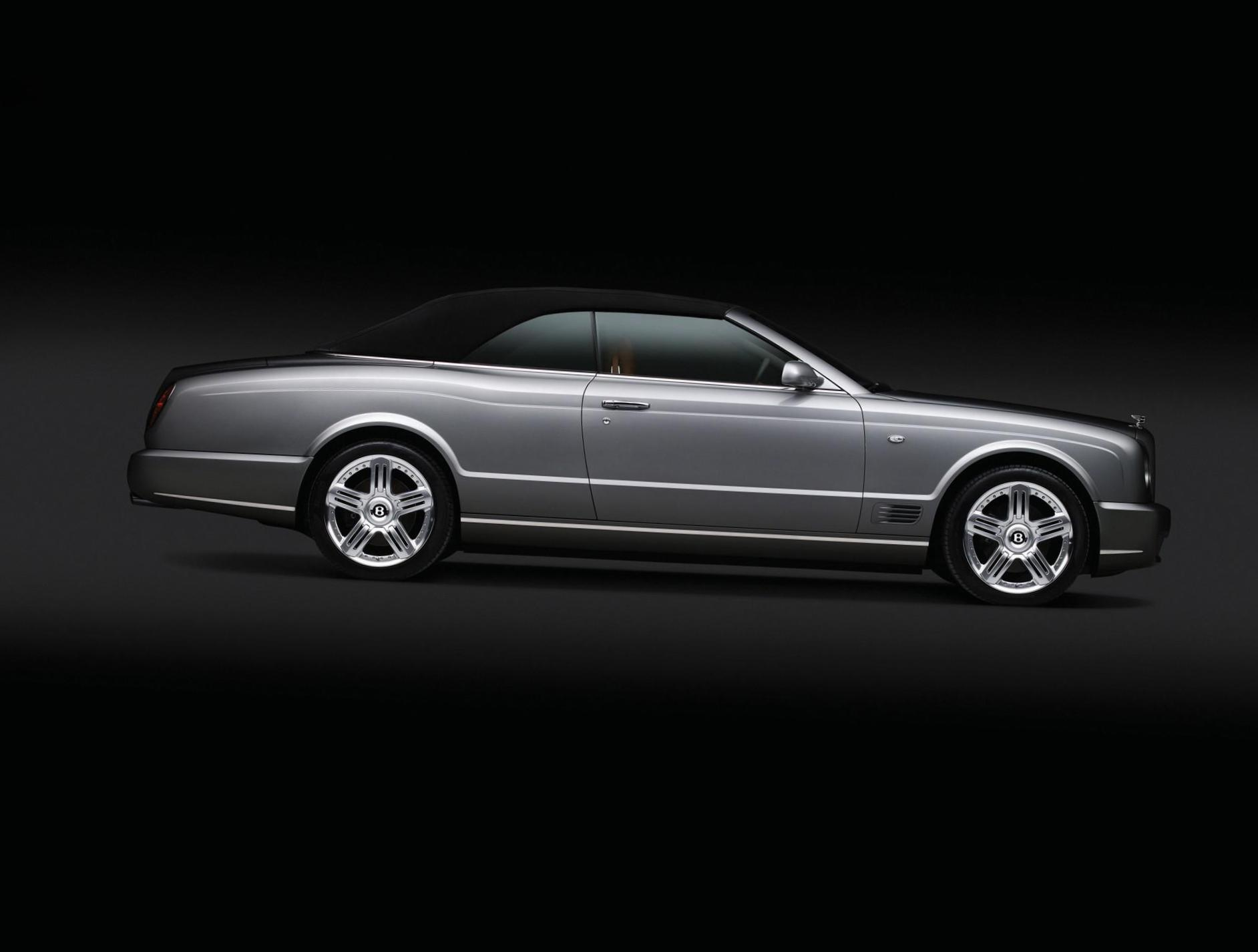 Bentley Azure T auto liftback