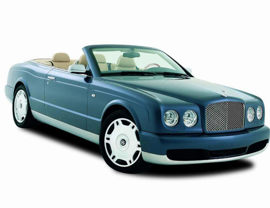 Bentley Azure T model 2012