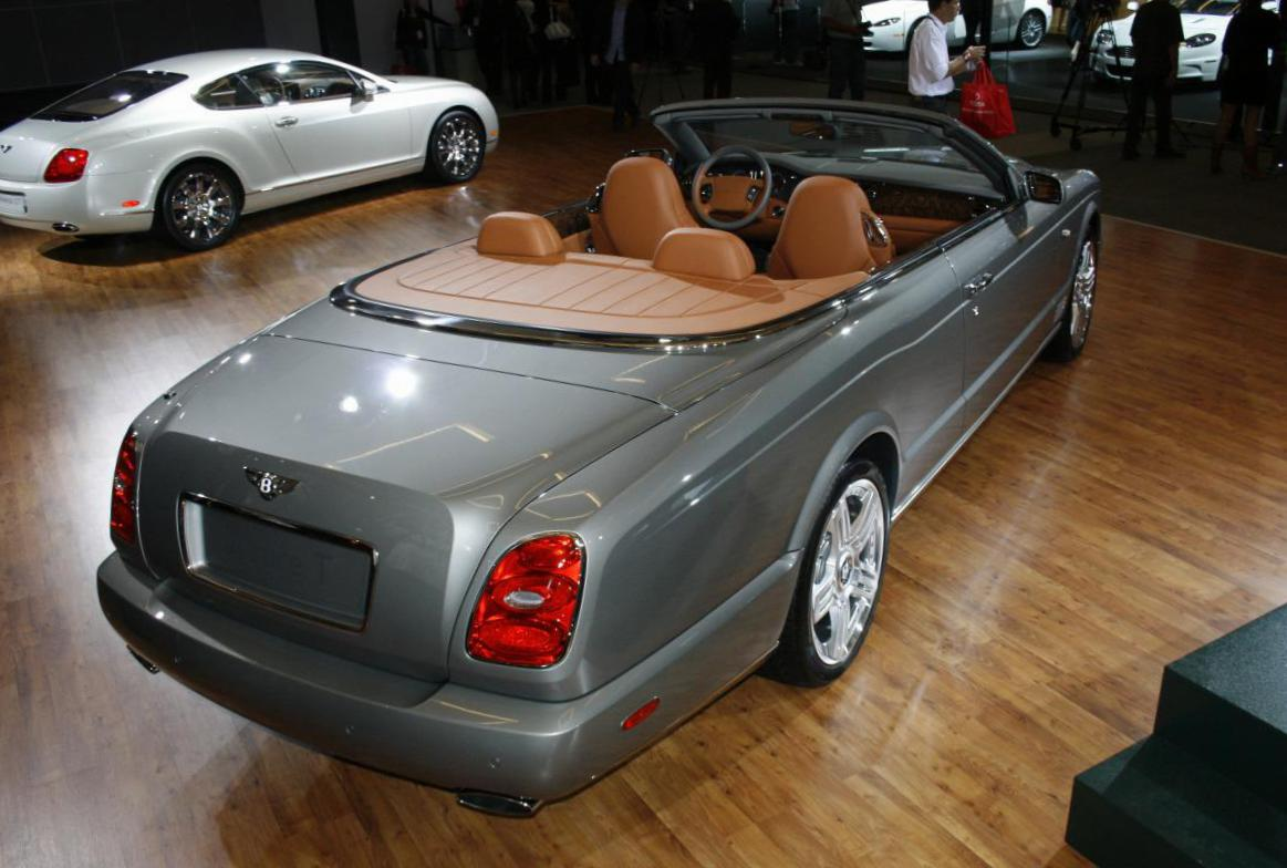 Bentley Azure T models 2008