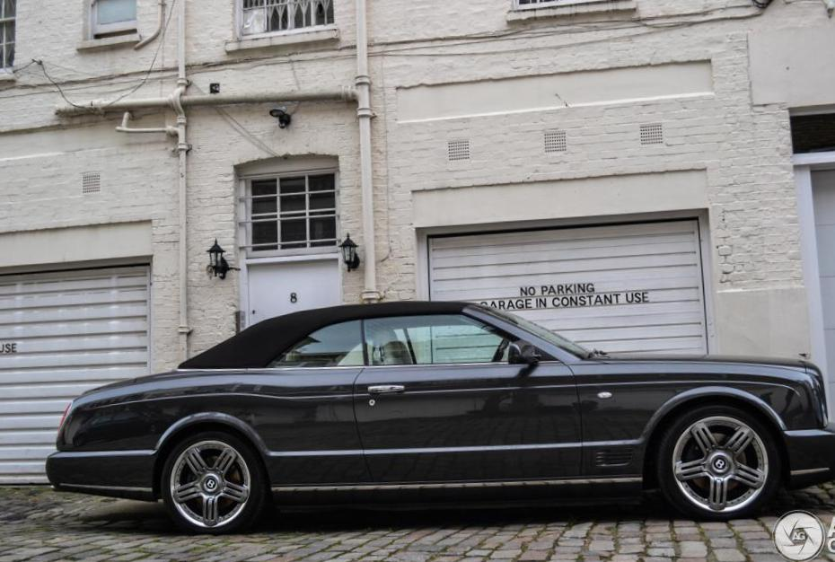 Bentley Azure T usa 2014