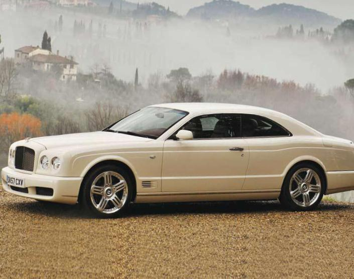 Bentley Brooklands models 2009