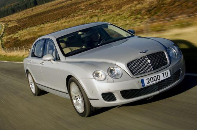 Bentley Continental Flying Spur approved 2014