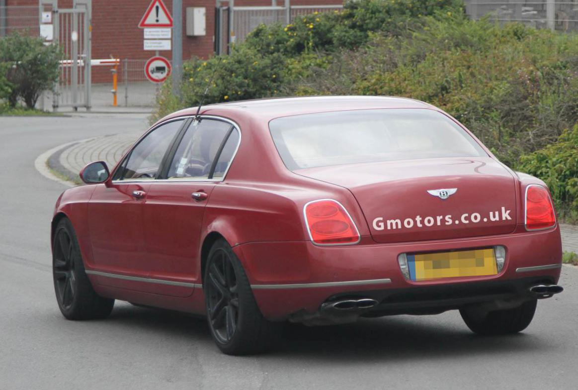 Bentley Continental Flying Spur usa 1999