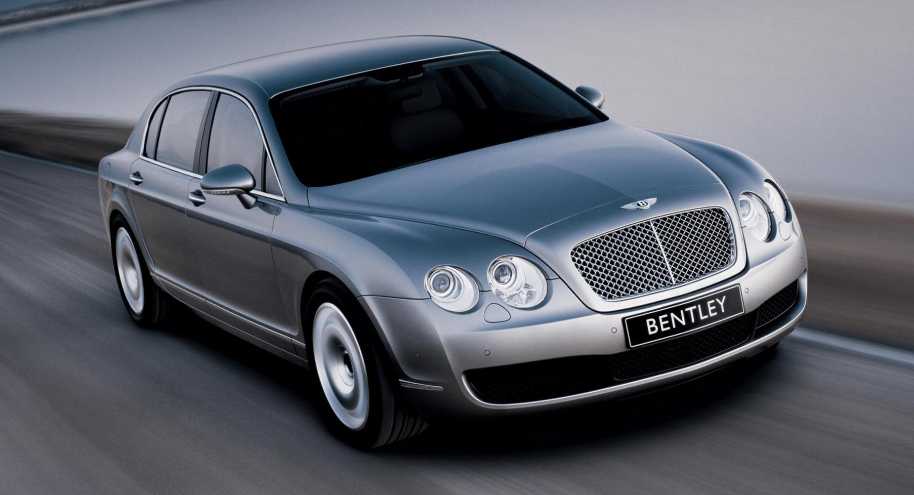 Continental Flying Spur Bentley approved 2014