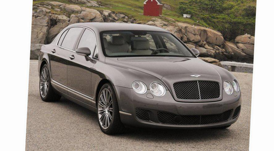 Continental Flying Spur Bentley new 2004