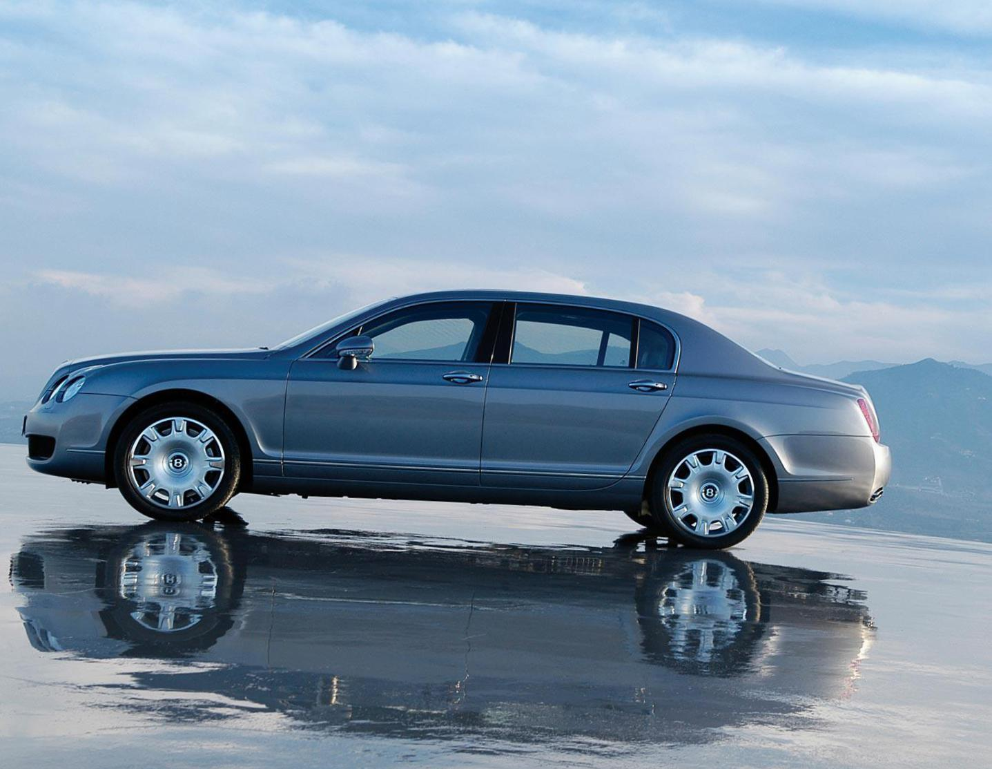 Continental Flying Spur Bentley prices 2007