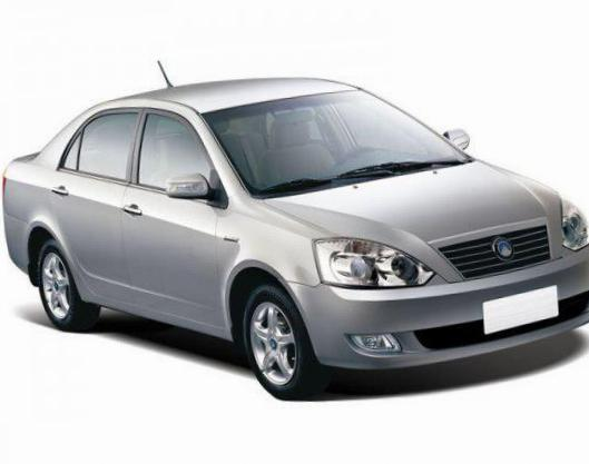 Geely LC (GC2) configuration 2014