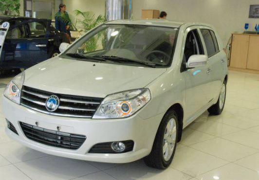 Geely LC (GC2) prices wagon