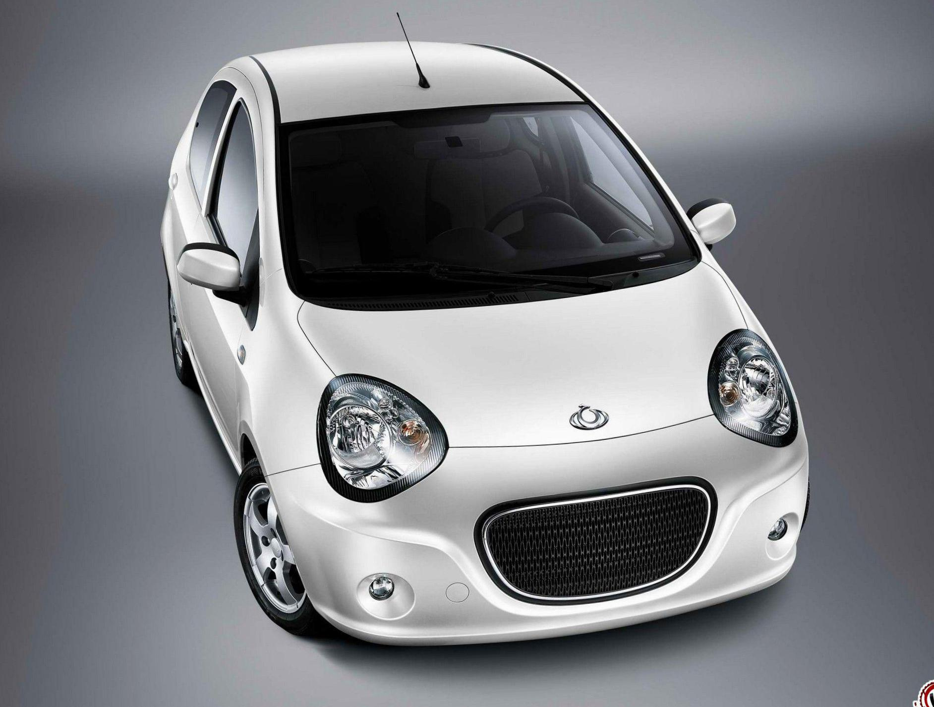 Geely LC (GC2) tuning 2013