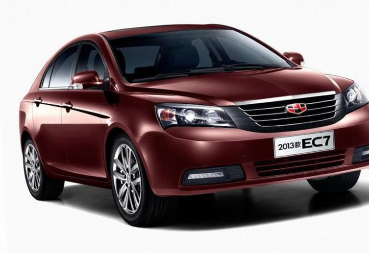 LC (GC2) Geely spec 2012