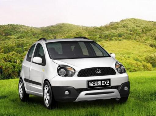 LC Cross (GX2) Geely price 2012