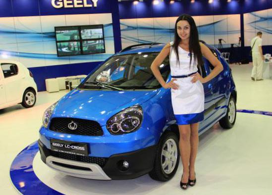 LC Cross (GX2) Geely reviews 2014
