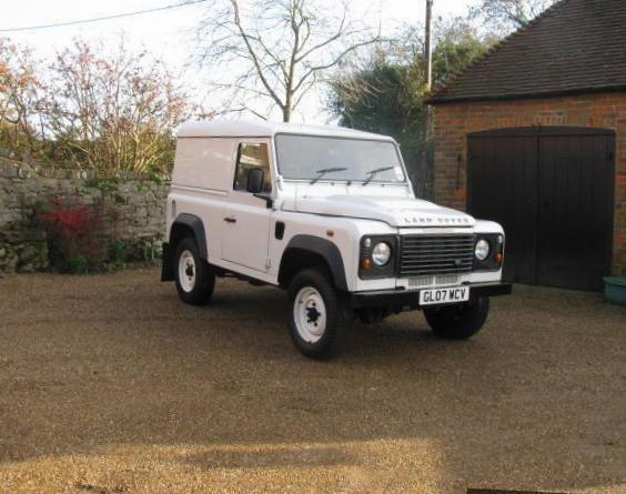 90 Hard Top Land Rover cost 2013