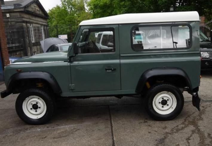90 Hard Top Land Rover sale sedan
