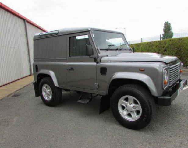 90 Hard Top Land Rover Specifications suv