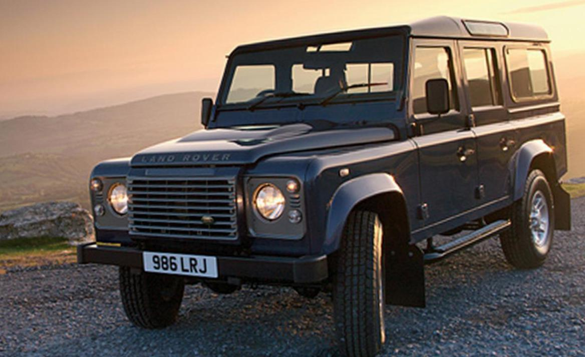 Land Rover 90 Hard Top Characteristics 2013