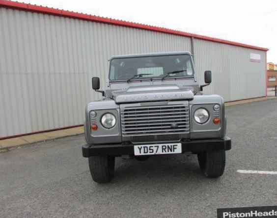 Land Rover 90 Hard Top lease suv