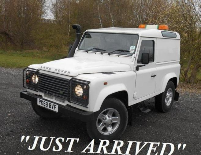 Land Rover 90 Hard Top used 2011