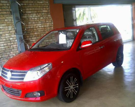 Geely LC Cross (GX2) Specification 2015