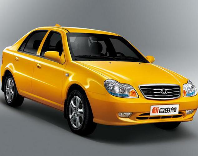 LC Cross (GX2) Geely reviews liftback