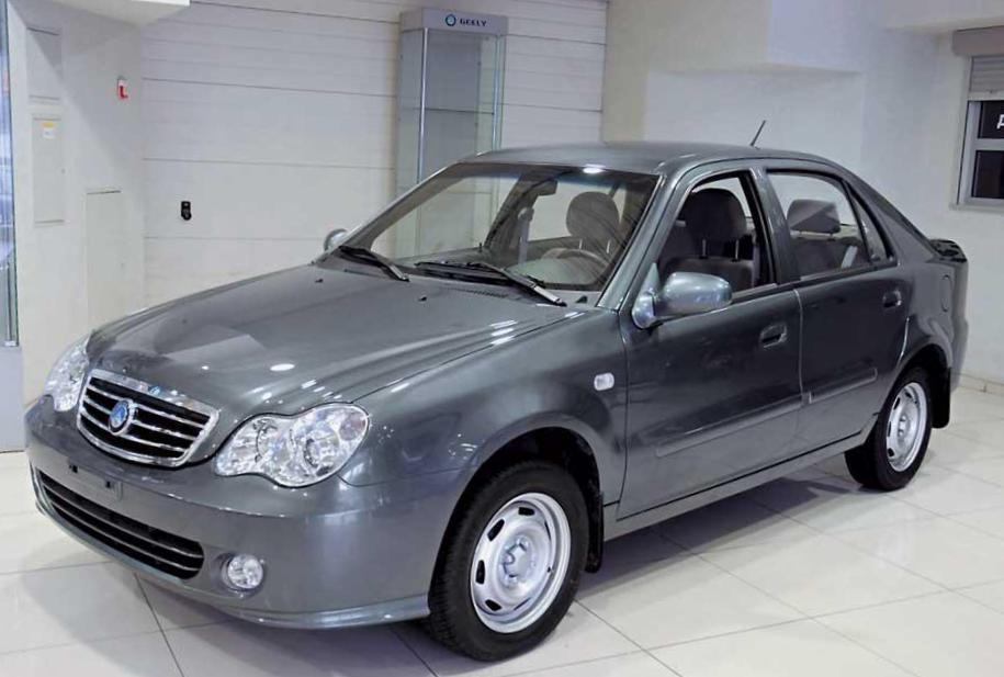 CK-2 Geely prices hatchback