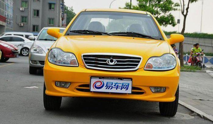 Geely CK-2 approved 2010