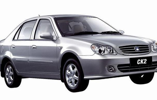 Geely CK-2 how mach 2012