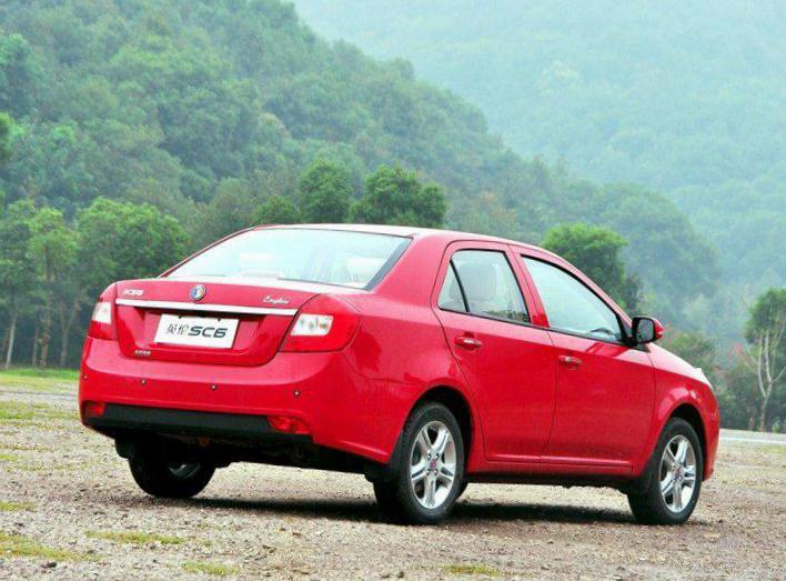 CK-2 Geely review 2008