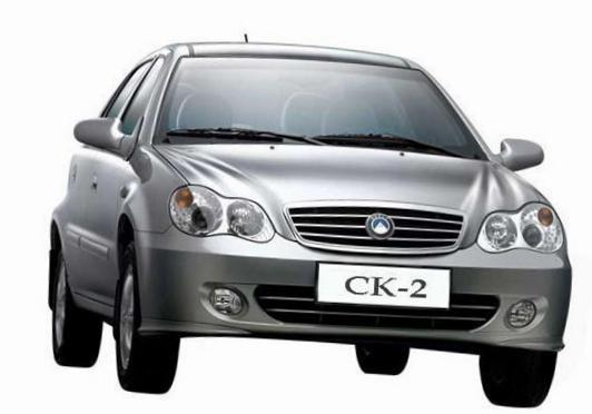 CK-2 Geely reviews 2014
