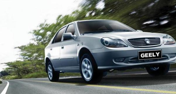 CK-2 Geely Specifications hatchback