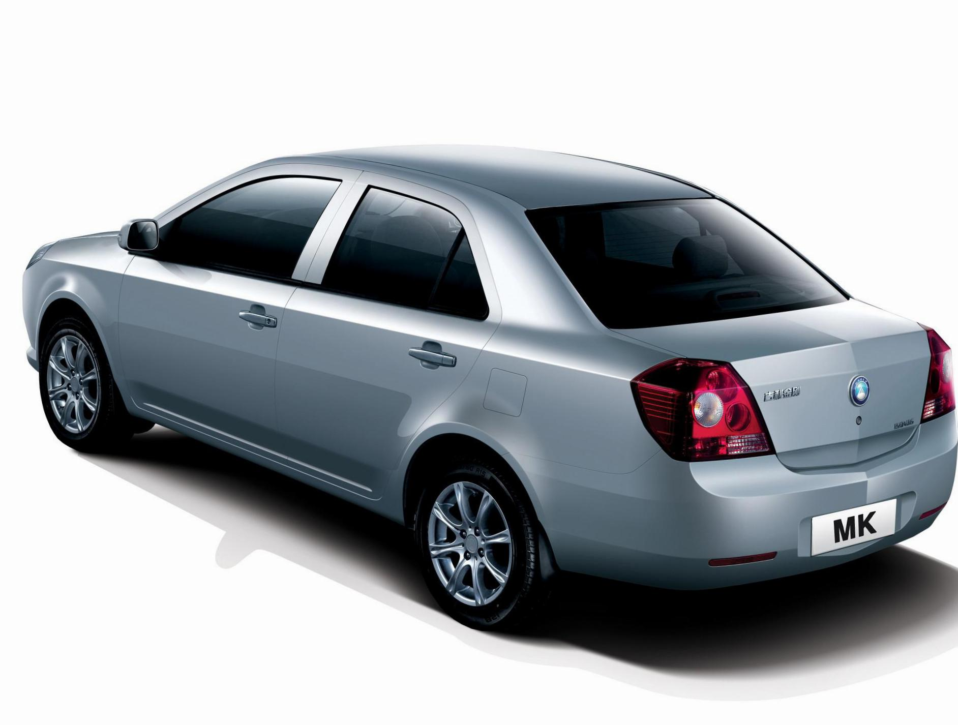 Geely CK models hatchback