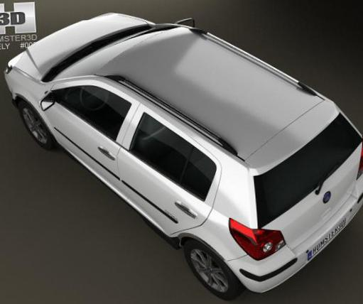 Geely MK lease 2011