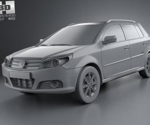 MK Geely Specifications 2006