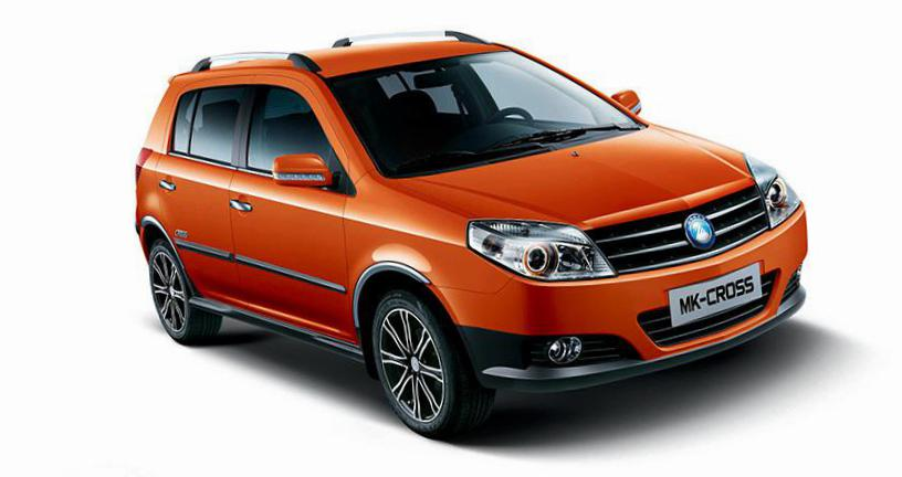 Geely MK Cross reviews 2015