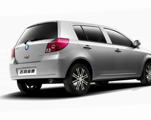 Geely MK-2 price 2012