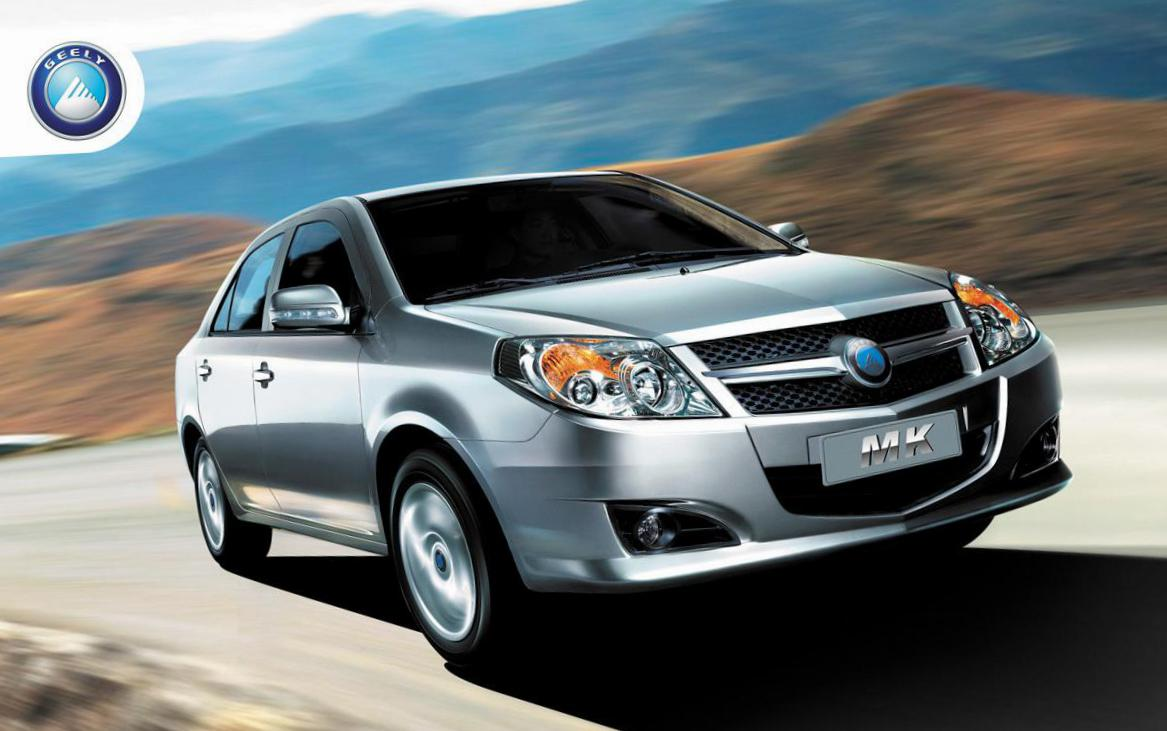 Geely MK for sale 2010