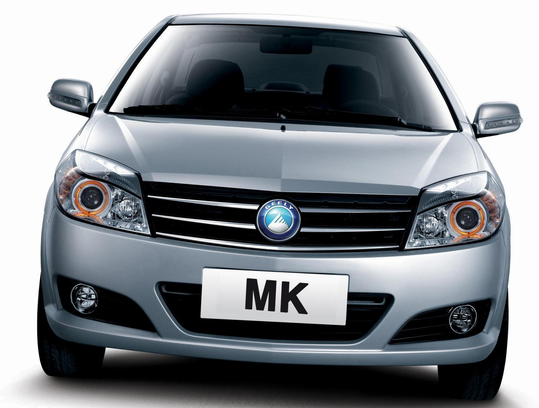 Geely MK Specification 2009